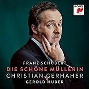 CD Image for SCHUBERT / DIE SCHONE MULLERIN (CHRISTIAN GERHAHER)
