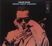 CD Image for MILES DAVIS / ROUND ABOUT MIDNIGHT (VINYL)
