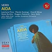 CD Image for VERDI / AIDA (REMASTERED) (ERICH LEINSDORF) (2CD)