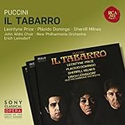 CD Image for PUCCINI / IL TABARRO (REMASTERED) (ERICH LEINSDORF)