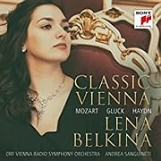 LENA BELKINA / CLASSIC VIENNA: MOZART - GLUCK - HAYDN