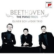 CD image BEETHOVEN / THE PIANO TRIOS (OLIVER SCHNYDER TRIO) (3CD)