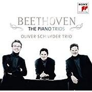 BEETHOVEN / THE PIANO TRIOS (OLIVER SCHNYDER TRIO) (3CD)