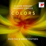 CD image for TAL AND GROETHUYSEN / COLORS