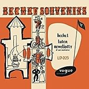LP image SIDNEY BECHET AND CLAUDE LUTER AND ANDRE REWELIOTTY / BECHET SOUVENIR (VINYL)