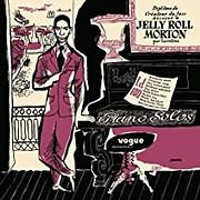 CD image for JELLY ROLL MORTON / PIANO SOLOS (VINYL)