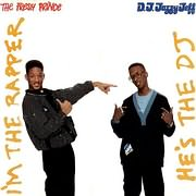 CD Image for DJ JAZZY JEFF AND THE FRESH PRINCE / HE S THE DJ, I M THE RAPPER (VINYL)