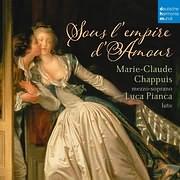 MARIE - CLAUDE CHAPPUIS / SOUS L EMPIRE D AMOUR