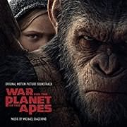 CD image WAR FOR THE PLANET OF THE APES (MICHAEL GIACCHINO) - (OST)