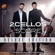 CD image for 2CELLOS / SCORE (DELUXE EDITION) (CD+DVD)