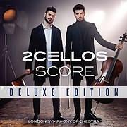 2CELLOS / SCORE (DELUXE EDITION) (CD+DVD)