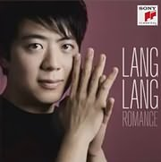 CD Image for LANG LANG / ROMANCE