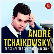 CD image for ANDRE TCHAIKOWSKY / THE COMPLETE RCA ALBUM COLLECTION (14CD)