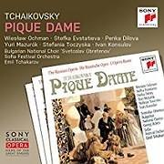 TCHAIKOVSKY / PIQUE DAME (EMIL TCHAKAROV) (3CD)