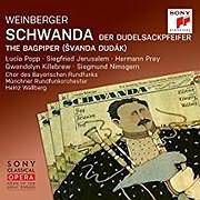 CD Image for WEINBERGER / SCHWANDA THE BAGPIPER (HEINZ WALLBERG) (2CD)