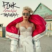 CD Image for PINK / BEAUTIFUL TRAUMA