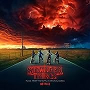 CD Image for STRANGER THINGS: MUSIC FROM THE NETFLIX ORIGINAL SERIES - (VARIOUS)