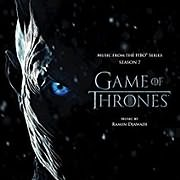 CD Image for GAME OF THRONES (RAMIN DJAWADI) (MUSIC FROM THE HBO SERIES - SEASON 7) (2LP) (VINYL) - (OST)