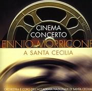 CD image for ENNIO MORRICONE / CINEMA CONCERTO (2LP) (VINYL)