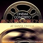 CD Image for ENNIO MORRICONE / CINEMA CONCERTO ( 2LP) (VINYL)