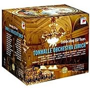 CD Image for TONHALLE ORCHESTER ZURICH / 150TH ANNIVERSARY EDITION (14CD)