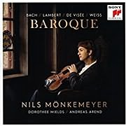 CD image for NILS MONKEMEYER / BAROQUE
