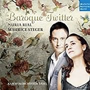 CD image for NURIA RIAL / BAROQUE TWITTER