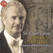 CD image BERLIOZ / OVERTURES (SIR COLIN DAVIS)