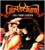 DVD image GIRLSCHOOL / LOVE FROM LONDON - (DVD)