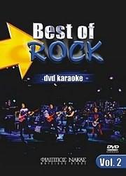 CD image for KARAOKE / BEST OF ROCK NO 2 (DVD)