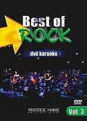 DVD image KARAOKE / BEST OF ROCK NO 3 (DVD)