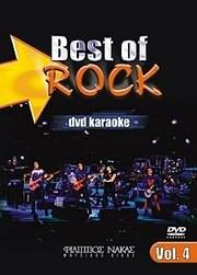 DVD image KARAOKE / BEST OF ROCK NO 4 (DVD)