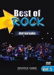 DVD image KARAOKE / BEST OF ROCK NO 5 (DVD)