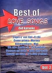 DVD image KARAOKE / BEST OF LOVE SONGS ΝΟ 2 (DVD)