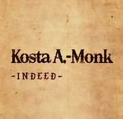 CD image KOSTA A. - MONK / INDEED