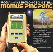 CD Image for MOMUS / PING PONG
