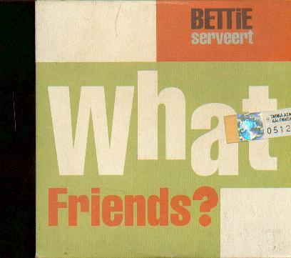 CD image BETTIE SERVEERT CD S