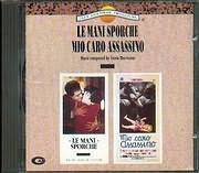 CD image for LE MANI SPORCHE - MIO CARO ASSASSINO - ENNIO MORRICONE - (OST)