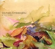 CD image MIHALIS EBEOGLOU / A FEW NOTES