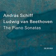 CD image ANDRAS SCHIFF / LUDWIG VAN BEETHOVEN / THE PIANO SONATAS - COMPLETE EDITION (11CD)