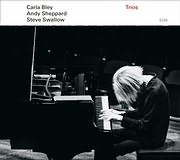 CD image CARLA BLEY - ANDY SHEPPARD - STEVE SWALLOW / TRIOS