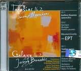 IOSIF BENAKIS / <br>GALAXIAS N 2 / <br>CD 1 DODEKA EROTIKA TRAGOUDIA CD 2 ORATORIO MYSTRAS POIKILI MOUSIKI