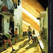 CD image ELECTRIC LITANY / ENDURING DAYS YOU WILL OVERCOME
