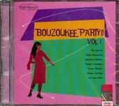 CD image BOUZOUKI PARTY / LAIKA TOU 60 - (VARIOUS)