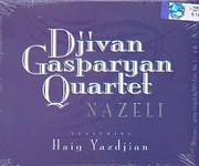 CD image DJIVAN GASPARYAN QUARTET / NAZELI