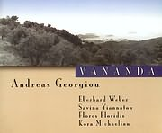 CD image ANDREAS GEORGIOU - SAVINA GIANNATOU - FLOROS FLORIDIS - E. WEBER - KORA MICHAELIAN / VANANDA