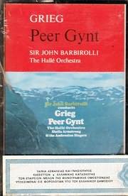 MC Cassette image GRIEG / PEER GYNT (SIR JOHN BARBIROLLI) (MC)