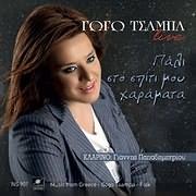 CD image for ΓΩΓΩ ΤΣΑΜΠΑ / ΠΑΛΙ ΣΤΟ ΣΠΙΤΙ ΜΟΥ ΧΑΡΑΜΑΤΑ (LIVE)