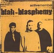 CD + DVD image ACTIVE MEMBER / BLAH - BLASPHEMY