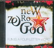 CD image NEW ZERO GOD / FUN IS A FOUR LETTER WORD